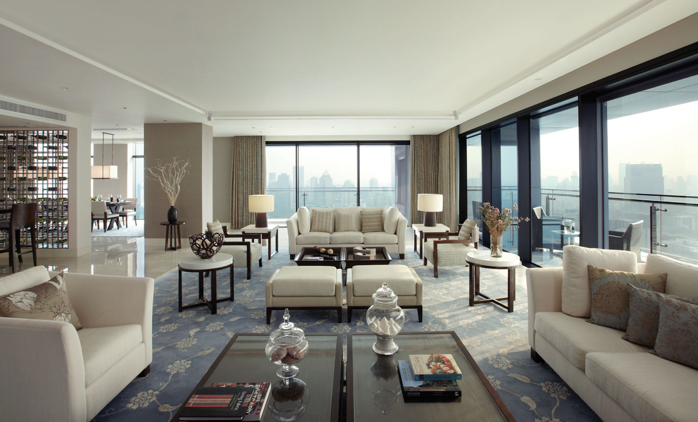 Apartment Interior at St Regis Thailand