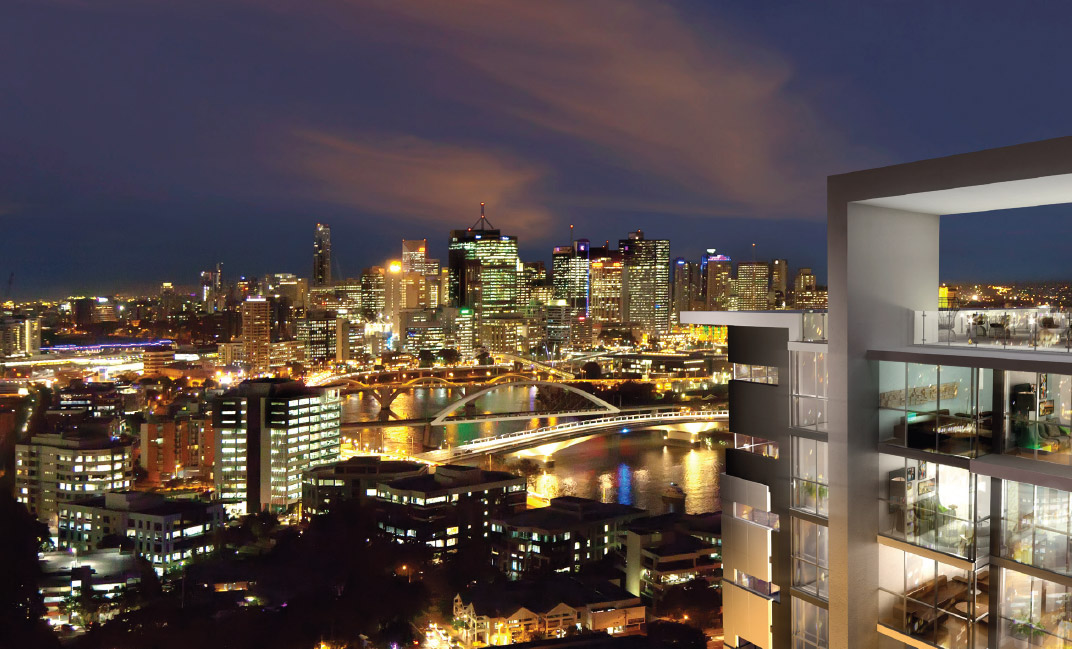 Brisbane City Views - Night